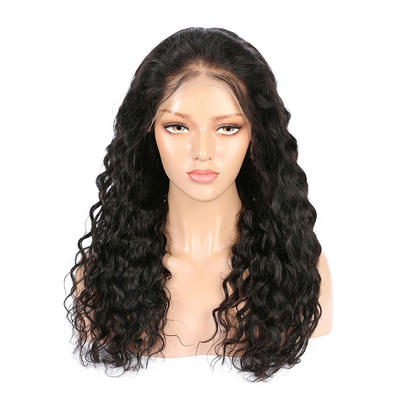 Parksonhair Loose Body Wave Full Lace Wigs Human Hair For Black Women