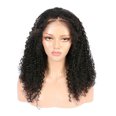 Parksonhair Exotic Curly Wholesale Full Lace Wigs with Baby Hair