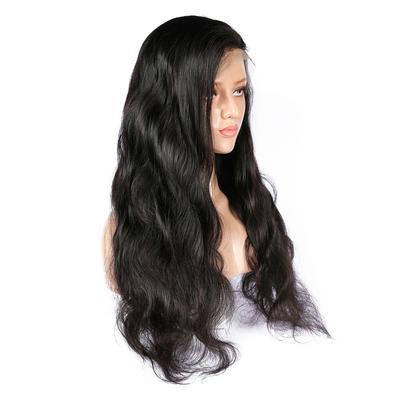 Parksonhair Body Wave Remy Wigs Lace Front Unprocessed For Brazilian Women
