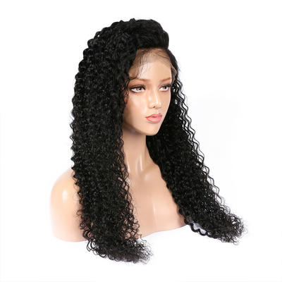 Parksonhair Deep Curly Natural Lace Front Wigs Wholesale