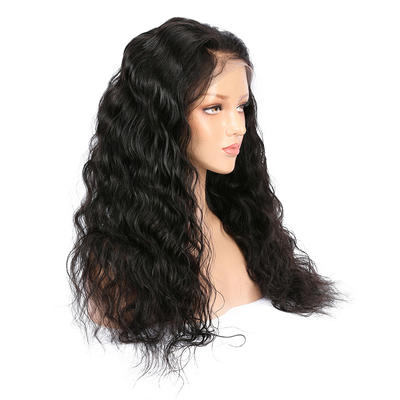 Parksonhair Deep Wave Custom Lace Front Wigs With Baby Hair