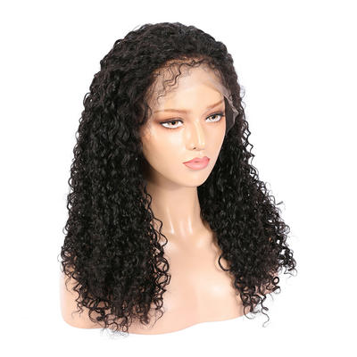 Parksonhair Jerry Curly Lace Front Wigs For Black Women