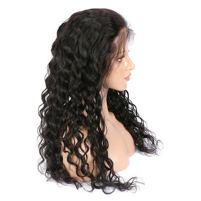 Custom Lace Front Wigs Parksonhair LooseType Unprocessed Brazilian Human Hair
